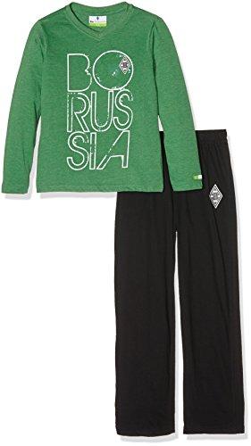 Kappa Kinder Schlafanzug Bmg Unbranded Pyjama, 005 Black, 116