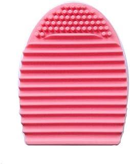 BrushEgg Makeup Brush Cleaning Tool - Pink