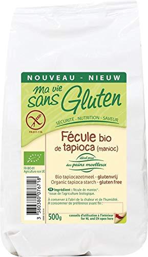 Ma Vie Sans Gluten - BIO - Fécule de Tapioca 500g