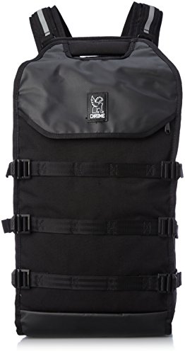 Chrome Kliment Backpack, 32 Liter, Black/Black BKBK