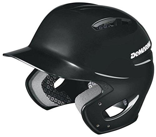 DeMarini Paradox Protege Pro Batting Helmet, Black, Large/X-Large