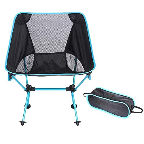 Compact And Heavy Duty Portable Chair Hiking Picnic Beach Camping Backpack Outdoor Festival With 2 Storage Bags And Tote For outdoor, indoor