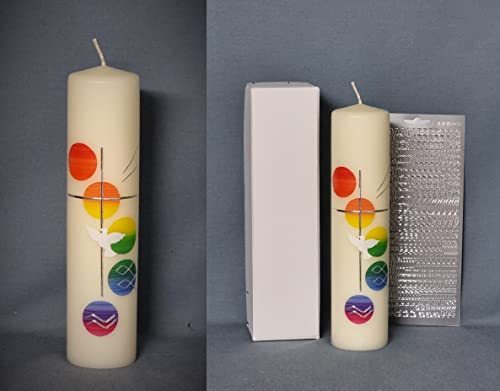 Silkes-Kerzenladen Kommunionkerze zum Bild