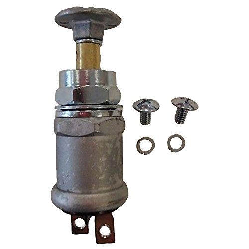 R2720 - Farmall Tractor Ignition Switch for Cub, A, B, C, H, M, Supers, 130, 140, 200, 230