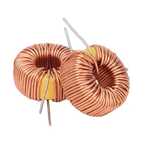 LANTRO JS - 20 piezas de Cable inductor toroidal,...