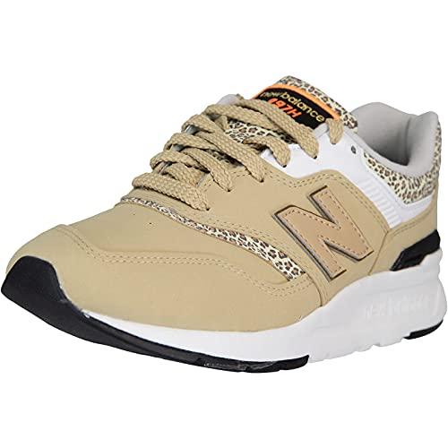 New Balance 997H - Zapatillas deportivas para mujer, color Beige, talla 39 EU