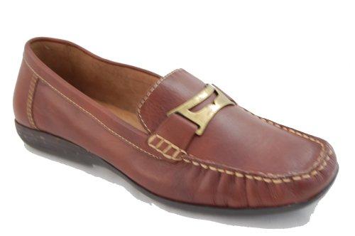 Niche Collections - Zuecos para Mujer, Color marrón, Talla 35