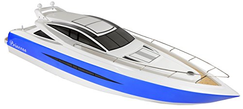 Amewi 26025 Motor Yacht Princess 2.4 GHz, Brushless, Veicolo, L, 97 cm