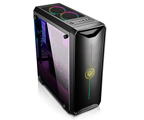 Megamania PC Gaming AMD Ryzen 5 3400G Ordenador de sobremesa 4.2GHz Turbo Quad Core | 16GB DDR4 RAM | Disco SSD 480GB | Gráfica AMD Radeon Vega RX_11