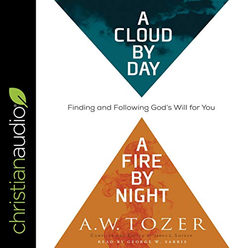 Cloud by Day, a Fire by Night audiobook cover art