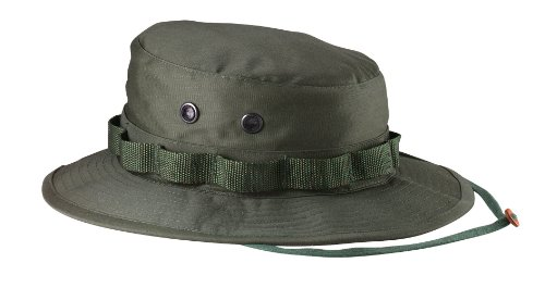 5811 Olive Drab Boonie Hat (Size 7.25)