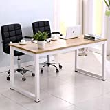Mecor Computer Desk PC Laptop Table Work-Station Home Office Furniture Wood
