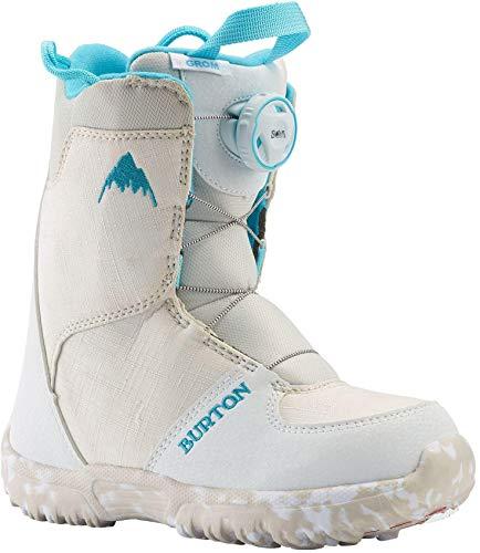 Burton Grom Boa Snowboard Boot - Kids' White, 11.0