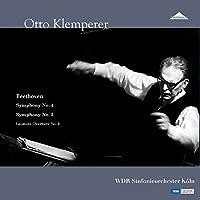 ベートーヴェン : 「レオノーレ」 序曲 第3番 | 交響曲 第4番 | 交響曲 第5番 「運命」 (Beethoven : Symphony No.4 | Symphony No.5 | Leonore Overture No.3 / Otto Klemperer | WDR Sinfonieorchester Koln) [2LP] [Live Recording] [Limited Edition] [日本語帯・解説付] [Analog]
