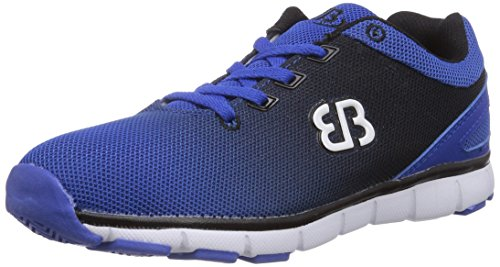 Bruetting Spiridon Move, Chaussures de course mixte adulte Bleu Blau (blau/marine) 39