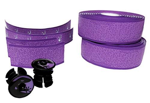 Lizard Skins DSP Bartape 2,5 mm Lenker für Erwachsene, Unisex, Violett