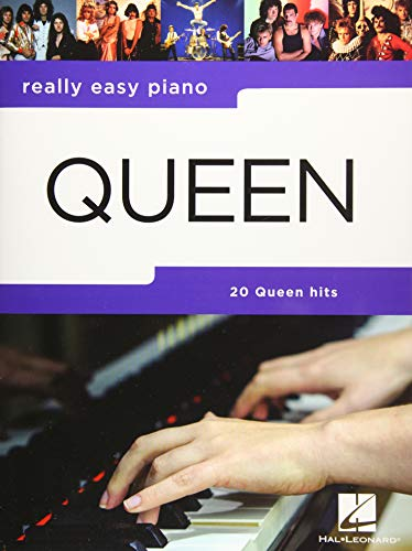 Queen: Really Easy Piano