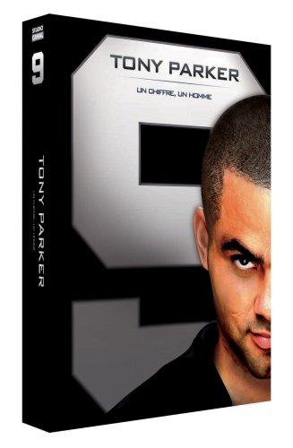 Tony Parker - 9 - Un chiffre, un homme [Francia] [DVD]