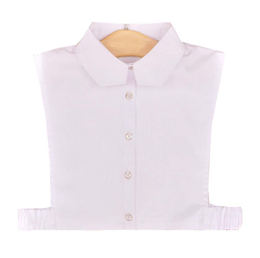 Black Temptation Cuello Falso Desmontable Medias Camisas Falso Collar para niñas y Mujeres, A7: Amazon.es: Deportes y aire libre