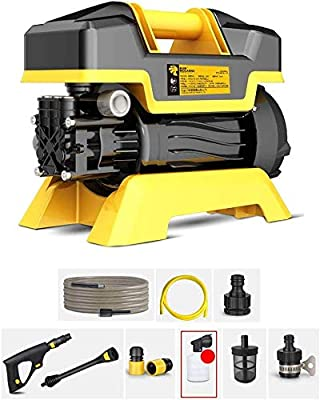 High Pressure Washer With Accessories For Home Garden Patio Car dljyy by dljxx
