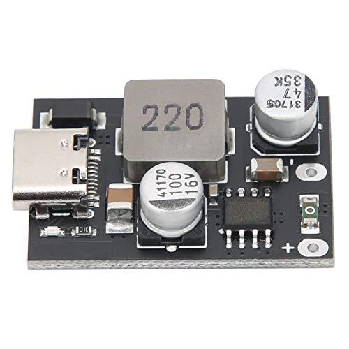 Módulo de cargador de placa PCB, U1D TYPE-C Módulo de carga rápida Componentes electrónicos QC3.0 PD3.0 Piezas de cargador para Huawei SCP FCP