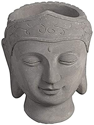 Grasslands Road Buddha Planter Small