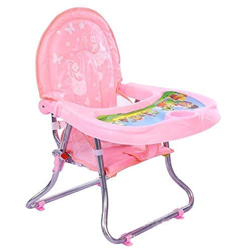 WYJW Babystoel Kinderstoel, kinderzitje, kinderzitje, opklapbare stoel