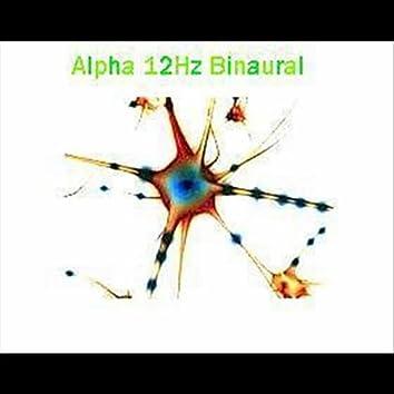 Alpha 12hz Binaural Beat