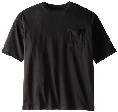 Russell Athletic Men's Big & Tall Short Sleeve T-Shirt,Charcoal Heather,3X Tall
