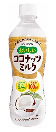 ブルボン おいしいココナッツミルクPET 430ml×24本