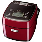 Mitsubishi NJ-SEA06-R IH Jar Rice Cooker, Milan Red MITSUBISHI Bincho Charcoal...