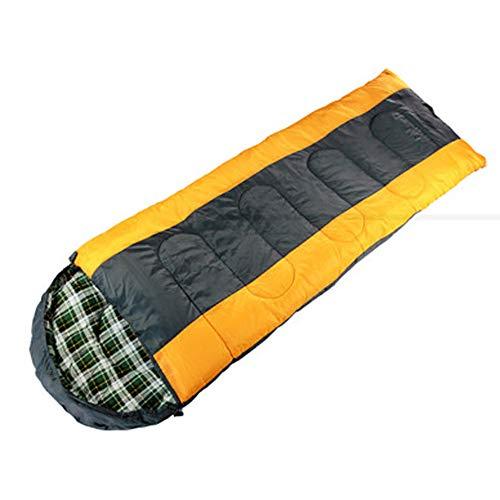 LIBWX Outdoor-Schlafsack für Bergsteiger, ausgezeichnete Campingausrüstung, Reisen und Outdoor-Aktivitäten mit Kompressionsbeutel