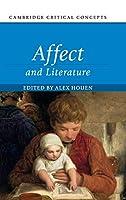 Affect and Literature (Cambridge Critical Concepts)