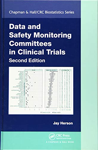 Data and Safety Monitoring Committees in Clinical Trials (Chapman & Hall/CRC Biostatistics Series)