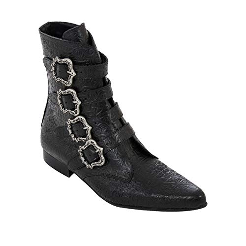 Boots & Braces Pikes Four Buckles Empire
