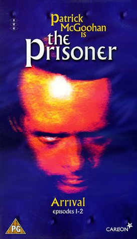 The Prisoner - Vol. 1 - Episodes 1 And 2 - Arrival / The Chimes Of Big Ben