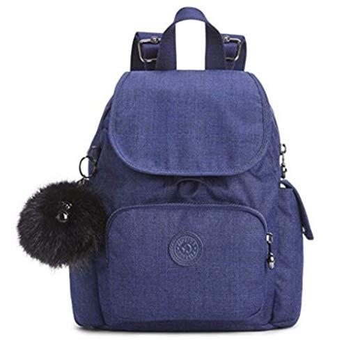 Kipling City Pack Mini Backpack Cotton Indigo