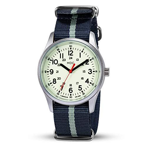 Reloj - Infantry - Para Hombre - DE-FBA-MD-026-S-BLUN