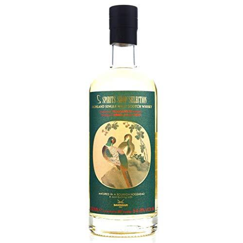 SANSIBAR Caol Ila Whisky 16 J