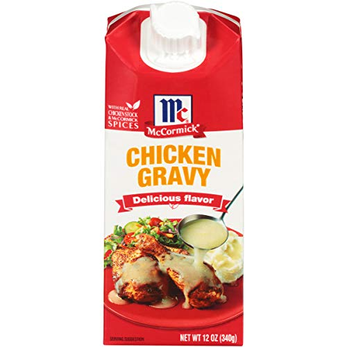 McCormick Simply Better Chicken Gravy, 12 oz