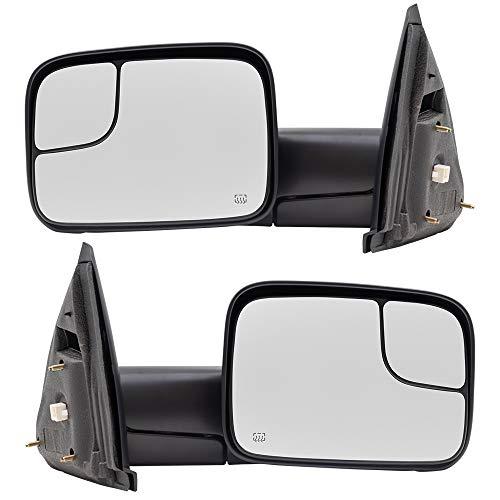 04 dodge ram 2500 tow mirrors - 7