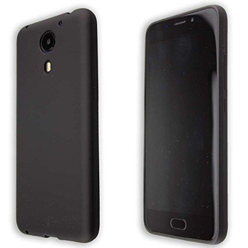 Funda UMI UMIDIGI Plus Extreme TPU-Carcasa, Protección contra choques para el Smartphone (Funda Carcasa en Negro)