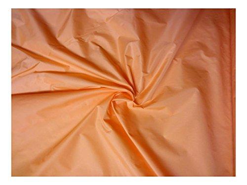Fabrics-City % ORANGE WASSERDICHT NYLON STOFF NYLONSTOFF NANO STOFFE, 2817