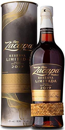 RUM ZACAPA RISERVA LIMITATA 2019 70 CL IN ASTUCCIO