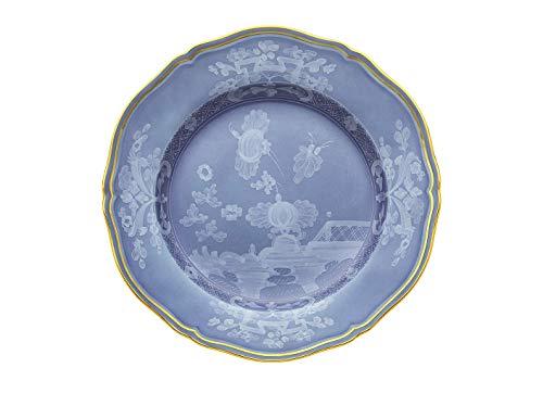 Richard Ginori Piatto Frutta cm 21 Oriente Italiano Pervinca