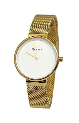 Colección Dolce Vita - Reloj de pulsera de mujer, color dorado