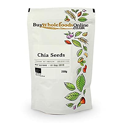 Buy Whole Foods Chia Seeds 250 g