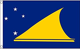 AZ FLAG Tokelau Flag 3' x 5' - New Zealand Flags 90 x 150 cm - Banner 3x5 ft