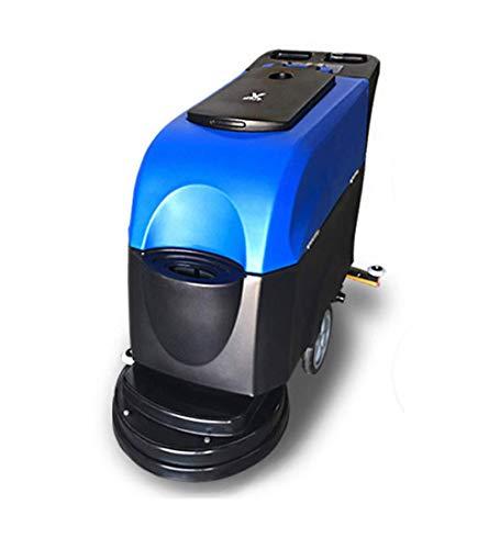 JaniLink 20' Electric Auto Scrubber Blue