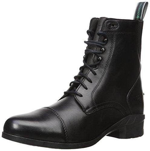 Ariat Damen Heritage IV Englische Paddock Stiefel, Schwarz (schwarz), 38 EU